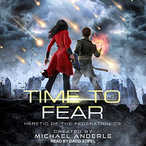 Time to Fear cover art