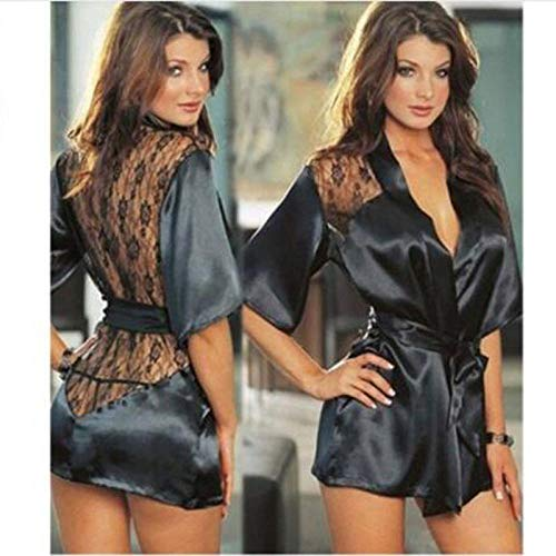 MEN.CLOTHING-LEE Conjuntos de lencería para Mujer Ropa de Dormir para...