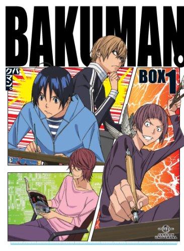 バクマン。3rdシリーズ BD-BOX1 [Blu-ray]