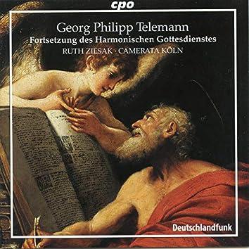 Telemann: Fortsetzung des Harmonischen Gottesdienstes