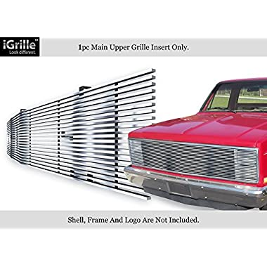 APS 81-87 Chevy GMC Pickup/Suburban/Blazer/Jimmy Phantom Stainless Billet Grille #N19-C20258C