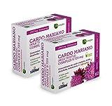 NATURE ESSENTIAL | Cardo Mariano Complex | 9.725 mg | Con Boldo, Milenrama, Alcachofa y Cúrcuma | Contribuye al Potencial Detoxificante del Hígado | 60 Cápsulas (Pack 2 unid.)