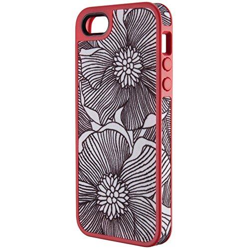 Speck Products FabShell - Custodia per iPhone 5 e 5S, colore: Rosa/Nero