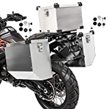 Maletas Laterales 41-41L Baul 38L para Yamaha XT 125 R/X