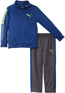 PUMA Little Boys' Tricot Track Set