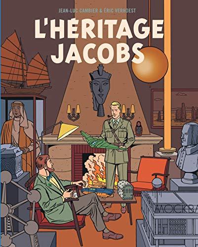 Blake & Mortimer - Hors-série - Tome 9 - L'Héritage Jacobs (Blake & Mortimer - Hors-série, 9)