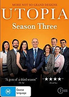 Utopia Season 3   NON-USA Format   PAL   Region 4 Import - Australia