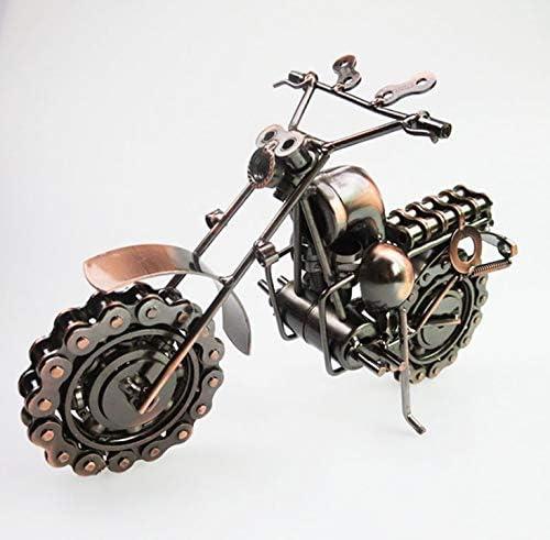 Special price zeyujie Oversized Wrought Iron supreme Motorcycle Harley Cra Model Metal