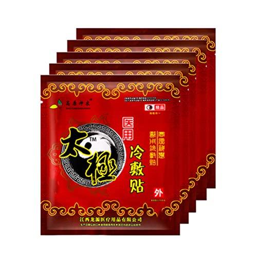 Gwteop 5 Pz Cinese Tai Chi Joint Patch Intonaci Ginocchio Artrite Reumatoide Ginocchio Toppe