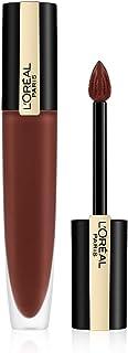 L'Oreal Paris Rouge Signature Matte Liquid Lipstick,126 I Play, 7g