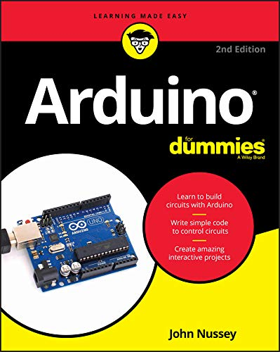 Arduino For Dummies (2nd edition)