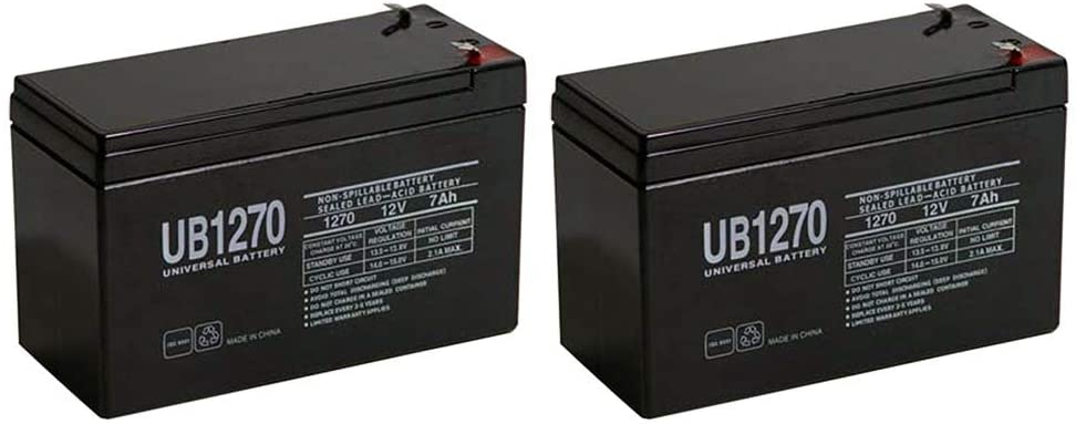 Universal Power Group Replacement Large discharge sale Max 52% OFF for 1272 GP1272 GP Battery F2