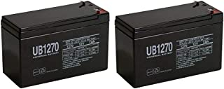 BATTERY REPLACEMENT. ENDURING 6-DW-7 12V 7AH UB1270-2 Pack