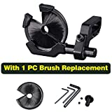 Compound Bow Full Containment Brush Arrow Rest Archery Arrow Rest Round Replacement Brush Bow and...