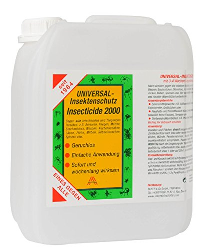 Insecticide 10 L 2000 Kanister