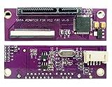 Kit de actualización de Sony PlayStation 2 PS2 IDE a SATA - Funciona con el Adaptador de Red del Disco Duro - Actualización del disco duro IDE de estilo antiguo a los últimos discos duros SATA