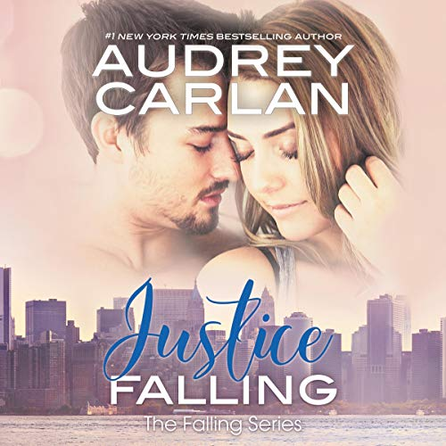 Justice Falling audiobook cover art