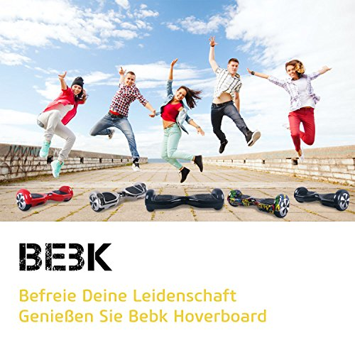 Hoverboard BEBK Zoll Self Balancing Bild 3*