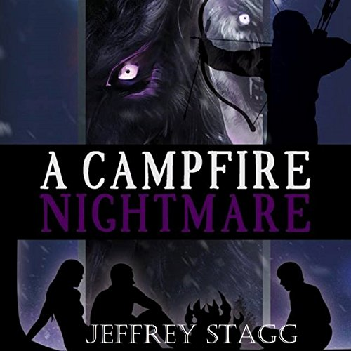 A Campfire Nightmare audiobook cover art