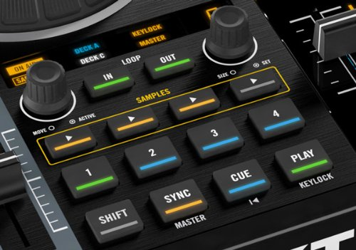 『NATIVE INSTRUMENTS TRAKTOR KONTROL S4』の4枚目の画像