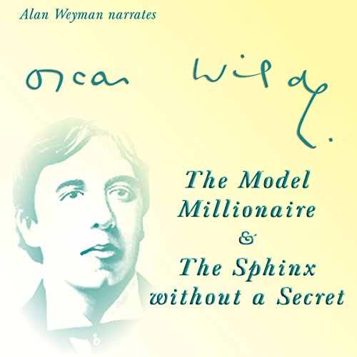 『The Model Millionaire & The Sphinx Without a Secret』のカバーアート