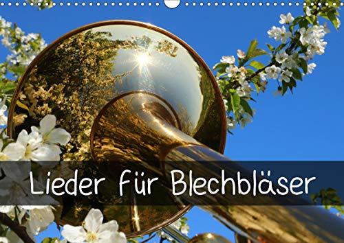 Lieder für Blechbläser (Wandkalender 2021 DIN A3 quer)