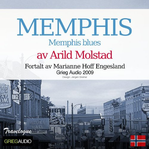 Reiseskildring - Memphis [Travelogue - Memphis] audiobook cover art