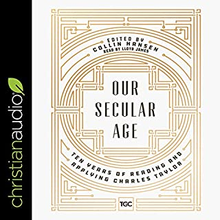 Our Secular Age audiobook cover art