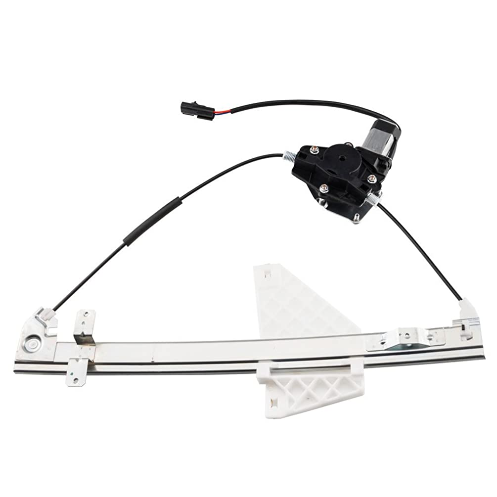 Rear Left Side Power Window Motor and Regulator Assembly Replacement for 2001 2002 2003 2004 Jeep Grand Cherokee