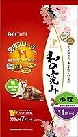 (まとめ買い)ペットライン ジェーピースタイル 和の究み 小粒 11歳から 2.1kg(300g×7パック) 犬用 【×3】