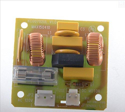 Vervangende printplaat van 220 V (W10845889) voor KitchenAid Artisan Pro Line Burr-koffiemolen (modellen 5KCG100 en KCG100)