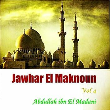 Jawhar El Maknoun, Vol. 4 (Quran)