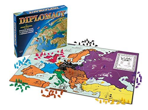 Gibson Games Diplomacy