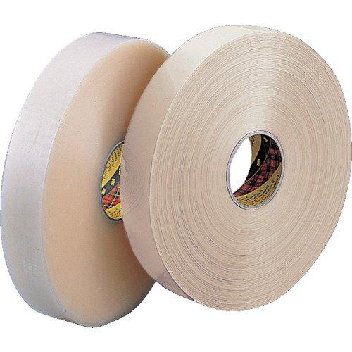 3M 包装用粘着テープ(封緘機用) 48X1000 372HQTRA48X1000(372HQ-1000T)