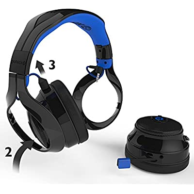 ➤ Cheap 'Gioteck FL 400 Wireless RF Stereo Headset with
