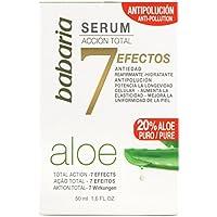 Babaria Aloe Vera Serum Facial 7 Efectos 50 ml