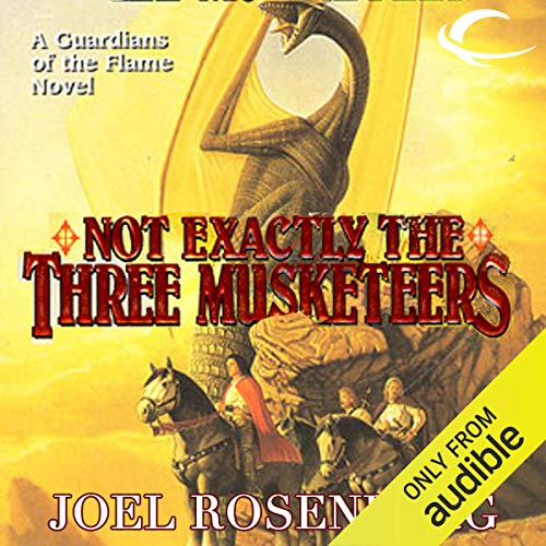 Not Exactly the Three Musketeers Titelbild