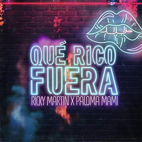 Ricky Martin & Paloma Mami