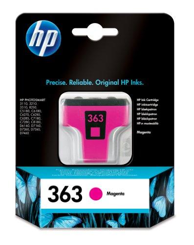 HP 363 Rot Original Druckerpatrone für HP Photosmart