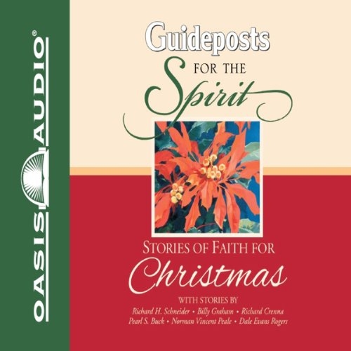 Stories of Faith for Christmas audiobook cover art
