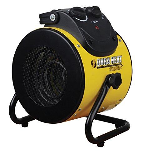 Dura Heat Electric Forced Air Heater, 5,120 BTU- EUH1500