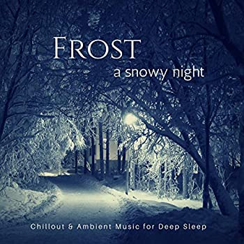 Frost - A Snowy Night  Chillout & Ambient Music For Deep Sleep