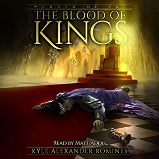 The Blood of Kings cover art