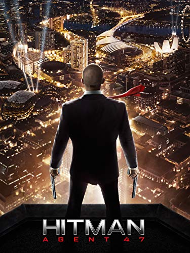 Hitman: Agent 47 cover