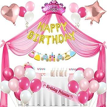 Best princess birthday theme Reviews