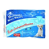 Pet Dog Diapers Pet Dog Paper Diapers Puppy Shorts Cute Dog Disposable Male