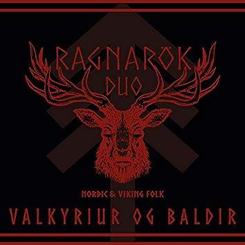 Valkyriur og Baldir