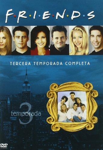 Pack Friends Serie 3 (Import Dvd) (2003) Jennifer Aniston; Lisa Kudrow; Matthe...