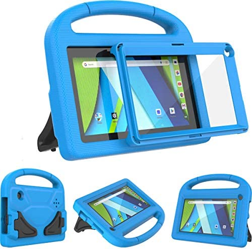 AVAWO Kids Case for RCA Voyager 7inch Tablet I II III with Built in Screen Protector Shockproof product image