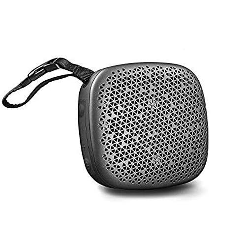 Altavoz Portátil Bluetooth 5.0 Exterior Bluetooth Ducha,HD Microfono Manos LibresIncorporado y Ranura para Tarjeta Micro TF SD